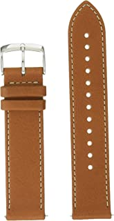 GARMIN(GARMIN) Quick Release band 20mm Tan Italian Silver Leather 010-12691-1A