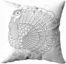 Best turkey adult coloring page Reviews
