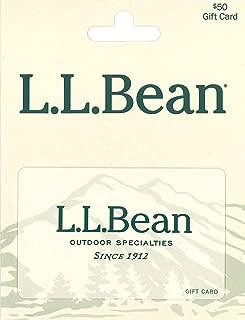ll bean gift card