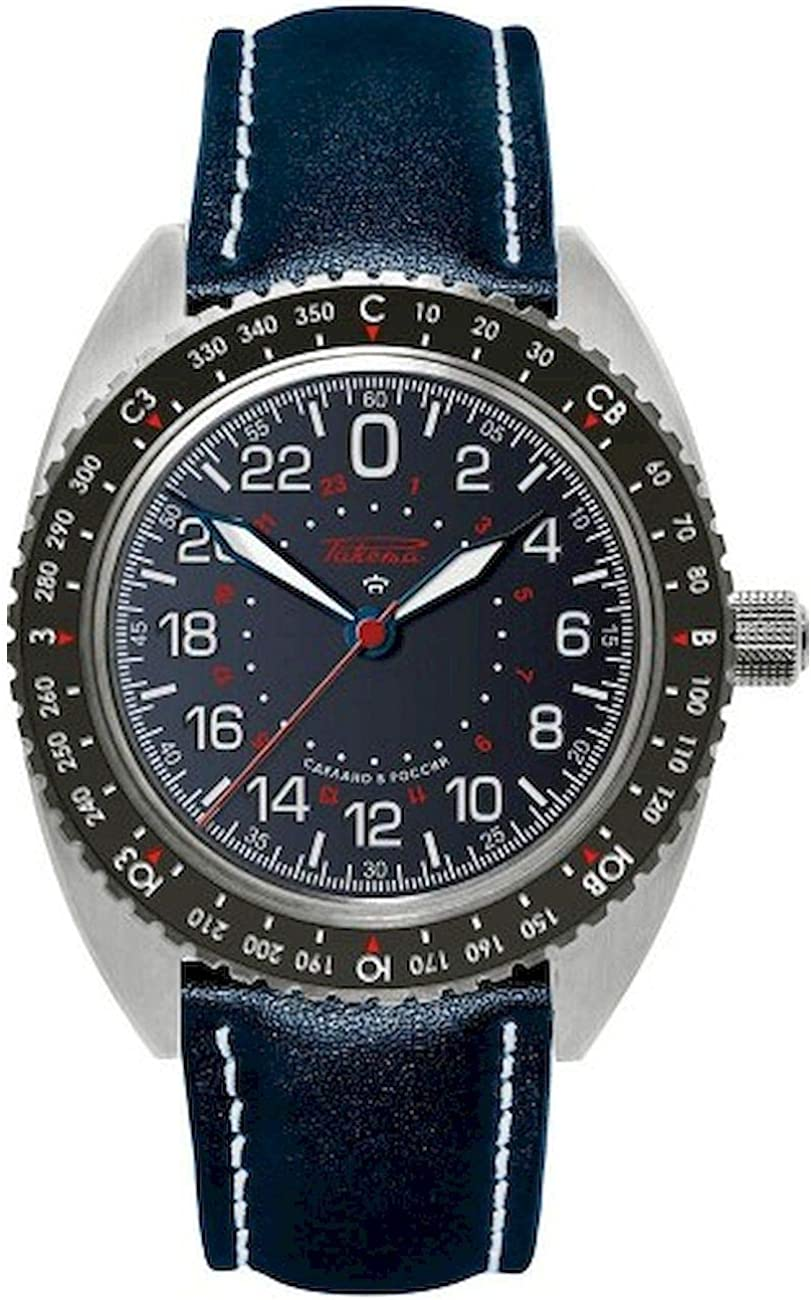Raketa ''Baikonur'' Limited time cheap sale 0246 - Large special price Men W-30-19-10-0246 Wristwatch