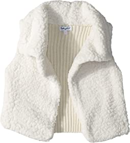 Faux Sherpa Vest (Little Kids)