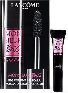 Monsieur Big Mascara 01 Black Travel Size .05oz