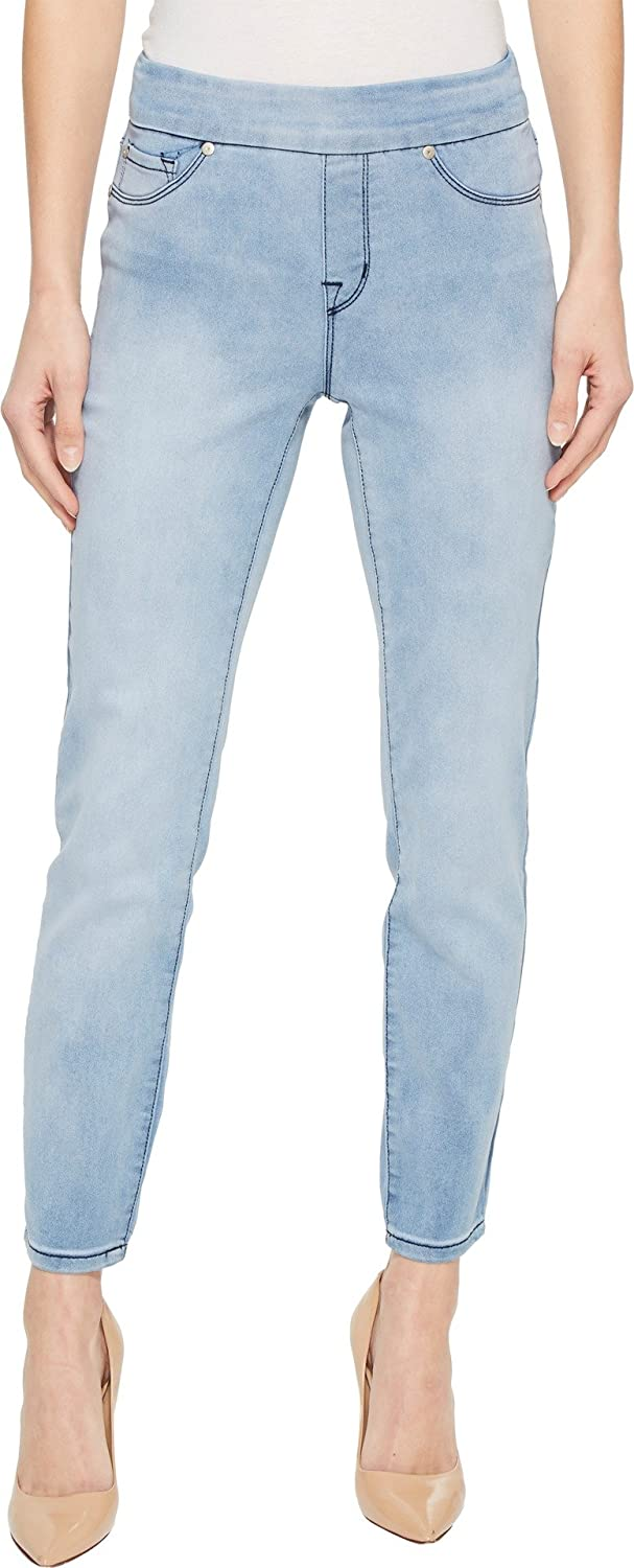 Tribal Womens PullOn Ankle 28  Dream Jeans In Sky