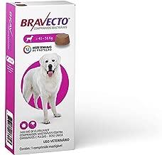 Bravecto Cães 40 até 56kg, 1400mg Bravecto para Cães, 40
