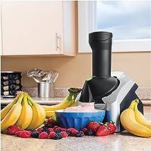 XYSQ Crème Glacée Machine Machine - Fruit Soft Serve Crème Glacée - Délicieux Machine À Dessert Congelée Portable Dessin S...