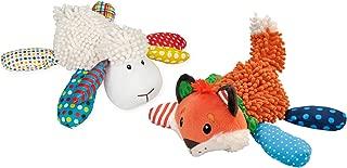 Lil Prayer Buddy Louie the Lamb and Ferdinand the Fox 2 Pc Set