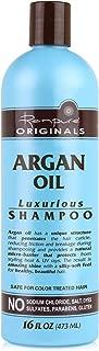 Renpure Organics Argan Oil Luxurious Shampoo 16 oz (Pack of 2)