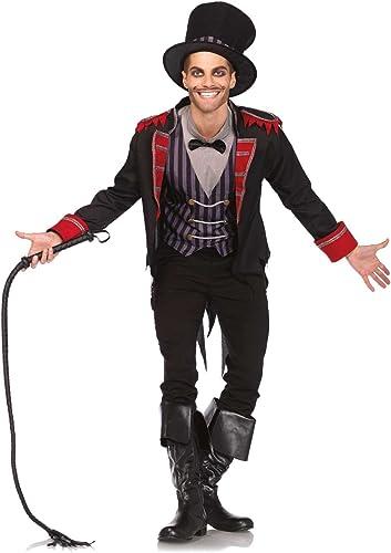 Leg Avenue Costume Homme Dompteur Cirque MultiCouleure Taille XL