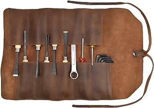 Hide & Drink Small Tool Roll el yapımı :: Bourbon Brown