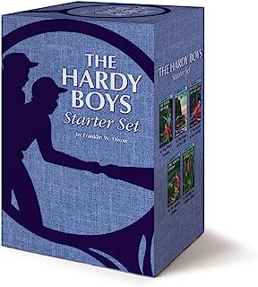 Hardy Boys Starter Set - Books 1-5 (The Hardy Boys)