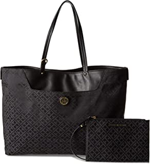 Tommy Hilfiger Tote Bag for Women - Black