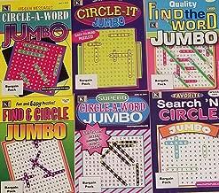Kappa JUMBO Puzzles Bargain Pack Set of 6 Books