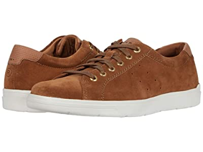 Rockport Total Motion Lite Lace To Toe LTD (Demerara Tan) Men