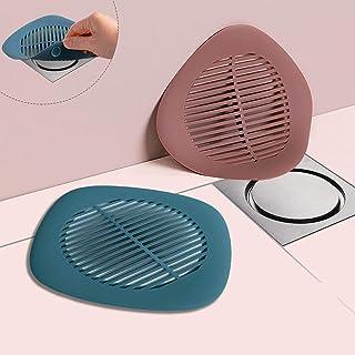 Filtro Trappola per Capelli in Silicone CJMING 4PCS Filtro per Vasca Lavandino per Vasca Protezione Scarico Scarico Vasca Filtro Trappola Filtro Cuffia per Doccia