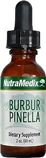 NutraMedix Burbur-Pinella Detox - Peruvian Herbal Blend, Cleansing Support (2 oz / 60 ml)