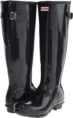 Original Back Adjustable Gloss Rain Boots