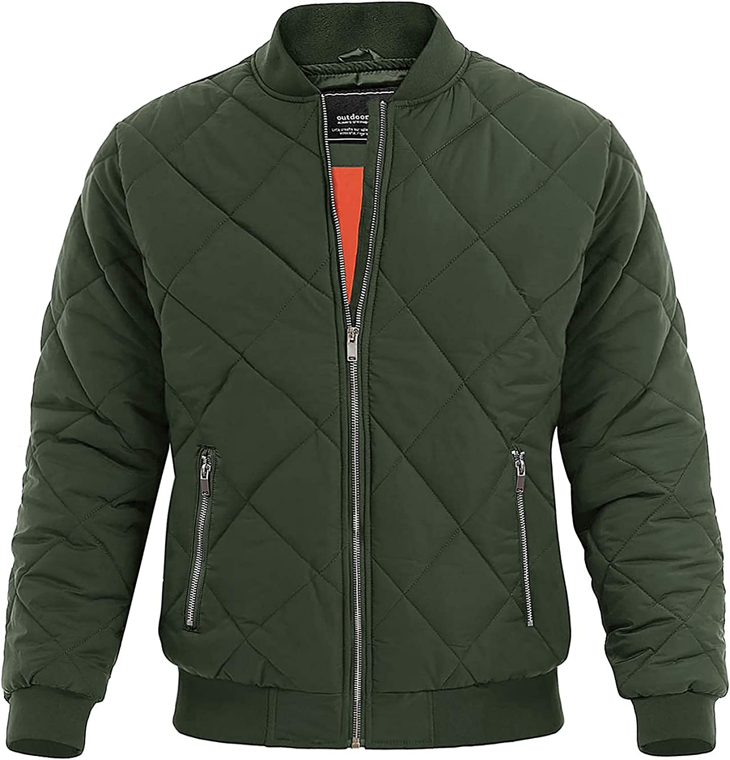 Brand Cheap Sale Venue MAGNIVIT Men's Bomber Jacket Winter outlet W Fall Puffer Quilted