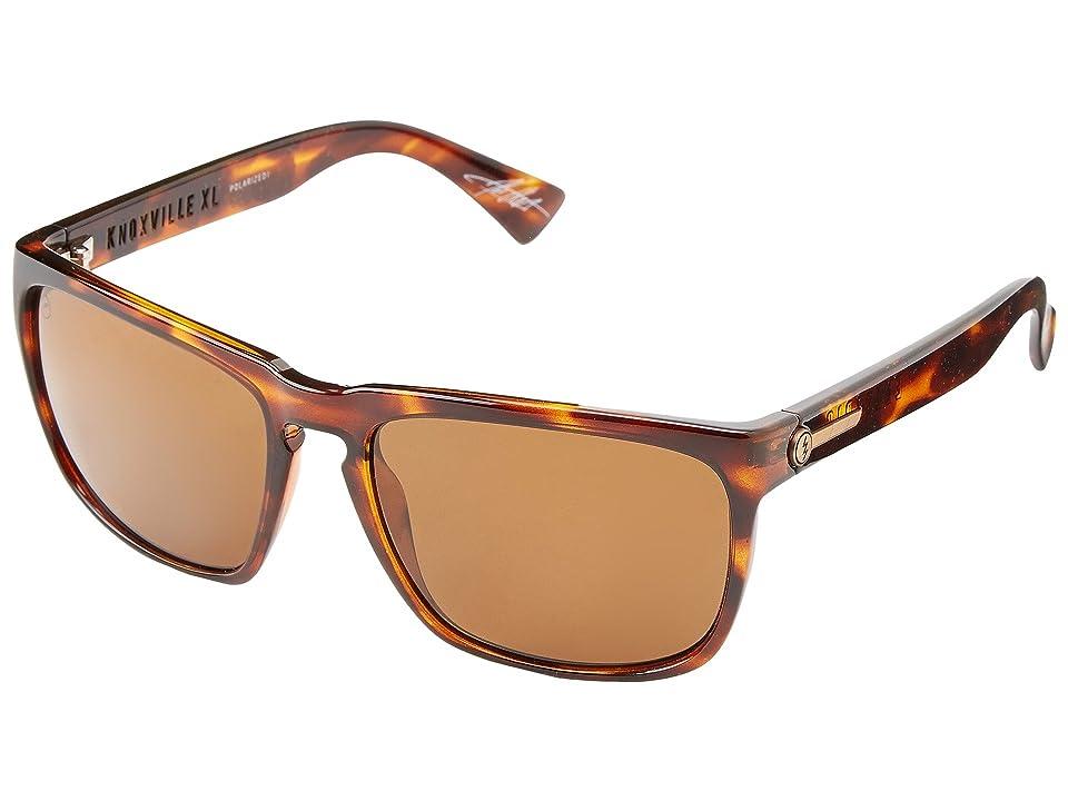 Electric Eyewear Knoxville XL Polarized (Tortoise Shell/M1 Bronze Polar) Sport Sunglasses