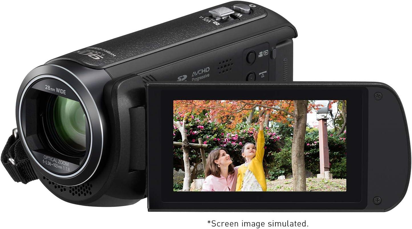 Panasonic HC-V380K Camera Camcorder