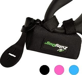 ZubyDog Poop Bag Dispenser | Includes Free Poop Bag Holder Accessory | Special Introductory Price | Multiple Color Combinations | Poop Bag Holder for Leash | Dog Bag Dispenser Fits Any Leash