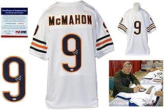 finest selection c9376 eaa85 Amazon.com: JIM MCMAHON - Jerseys / Sports: Collectibles ...
