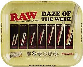 raw daze of the week