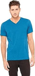Womens 4.2 oz. V-Neck Jersey T-Shirt (3005) -DEEP TEAL -XL