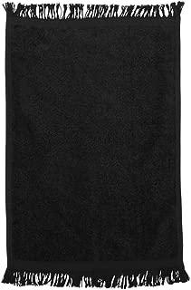 Q-Tees - Fringed Reversible Fingertip Towel (Size: 11