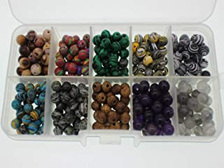 Best natural stone beads for jewelry making Reviews