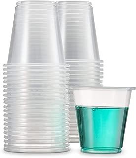 Best transparent plastic cups Reviews