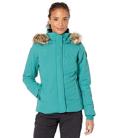 Obermeyer Tuscany II Jacket (Aquarius) Women