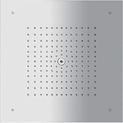 Satin Nickel 1660688.295 American Standard 1660.688.295 8-Inch Square Rain Showerhead