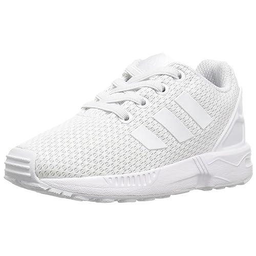 4c4e4f18b adidas Originals Kids  Zx Flux El I Running Shoe