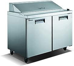 Vortex Refrigeration Commercial 2 Door 60