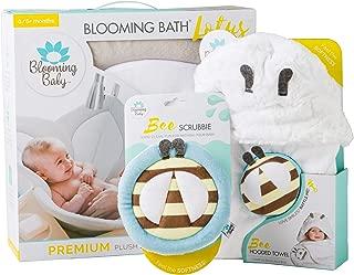 Blooming Bath Baby Shower Gift Bundle (Bee)