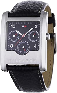 tommy hilfiger square watch