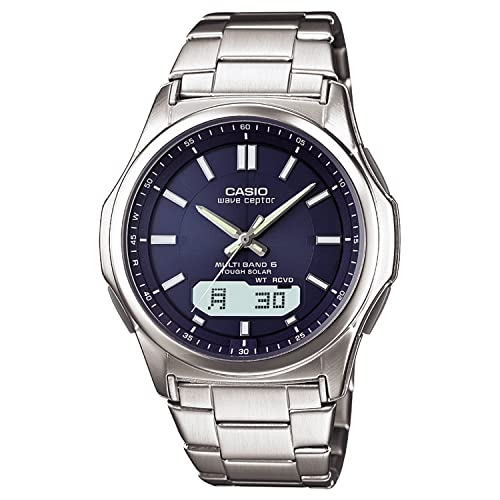 2f688ddff510f8 [カシオ]CASIO 腕時計 ウェーブセプター 電波ソーラー WVA-M630D-2AJF メンズ