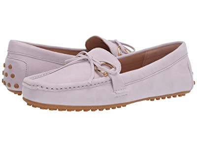 LAUREN Ralph Lauren Briley II (Pale Iris Suede) Women