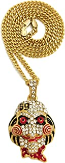 Best jigsaw necklace 6ix9ine Reviews