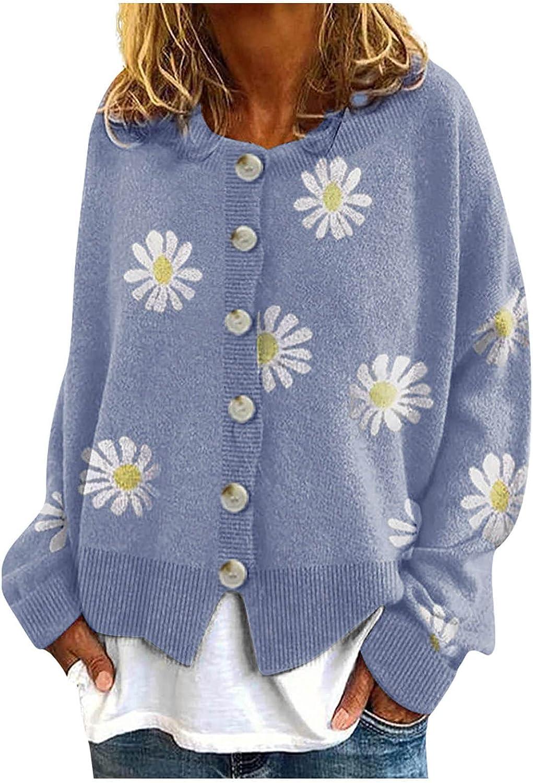 Womens Open Front Knit Cardigan Long Batwing Sleeve Oversized Sweater Chunky Waffle Cable Boho Pockets Coat