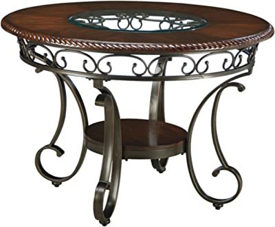 Signature Design by Ashley Glambrey Dining Room Table, Brown