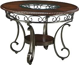 Ashley Furniture Signature Design - Glambrey Dining Room Table - Round - Brown