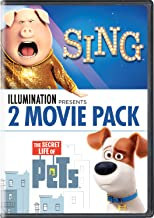 Best Illumination Presents: 2-Movie Pack (Sing / The Secret Life of Pets) Review