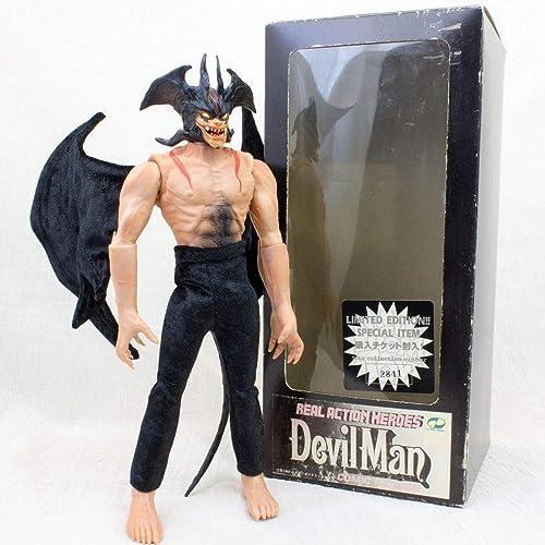 Medicom Real Action Heroes RAH   Figurine DEVILhomme Comic Version 30cm