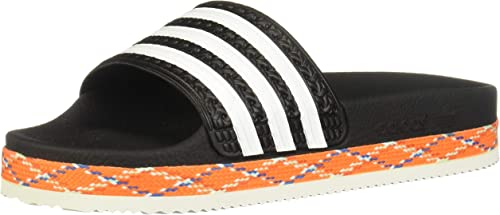 adidas Adilette New Bold W, Chaussures de Plage & Piscine Femme ...