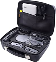 Waterproof Carrying Case Compatible for DJI Mavic Pro - Protect DJI Mavic Pro Foldable Drone Combo and Accessories Such as Remote Control, Extra Batteries and More