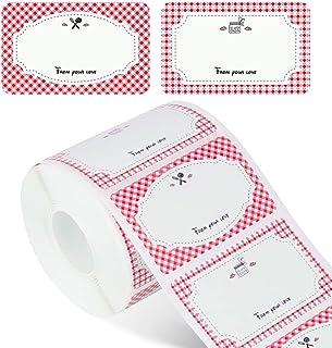 Étiquettes Autocollantes,Étiquettes Cuisine,Étiquette Collante,Étiquettes Epices Cuisine pour Pots de Confiture, Étiquette...