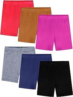 BOOPH Girls Dance Short Teen Bike Short Underdress Sport 10-11 Year Multicolor 1