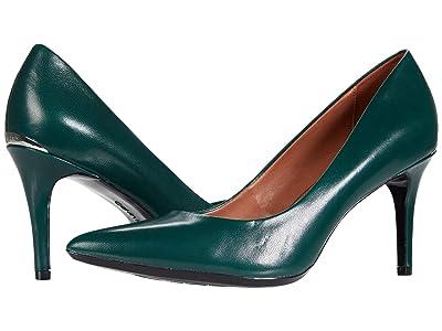 Calvin Klein Gayle Pump (Bistro Green) High Heels
