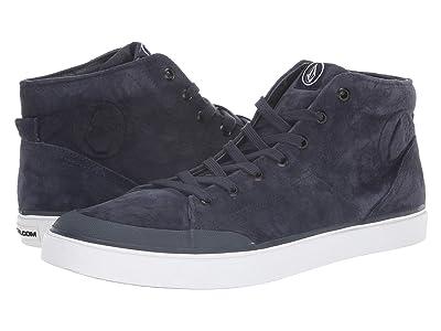 Volcom Hi Fi Lx Shoes (Navy) Men